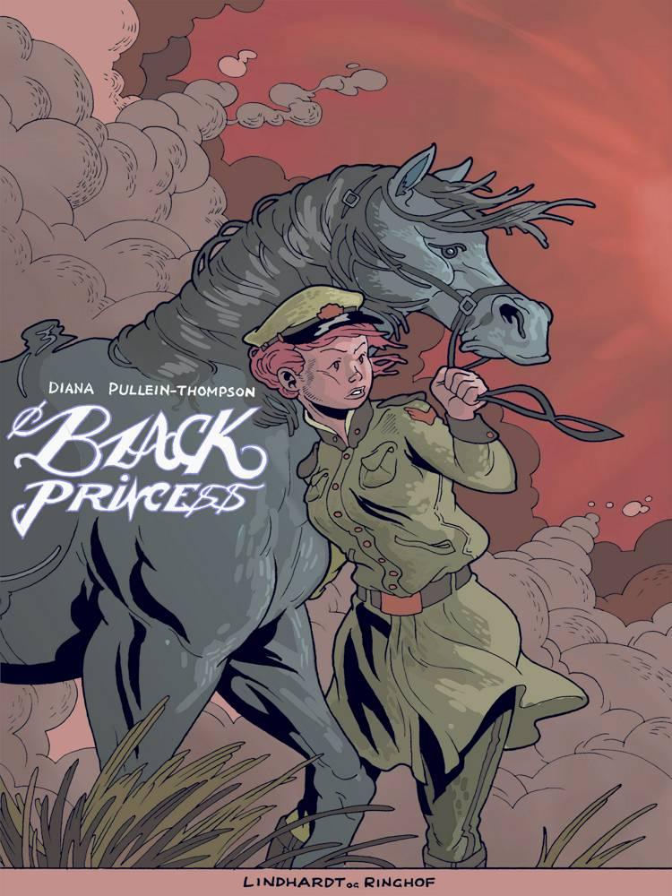 Black Princess af Diana Pullein Thompson