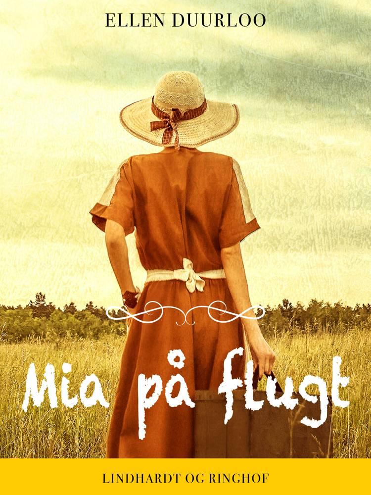 Mia på flugt af Ellen Duurloo