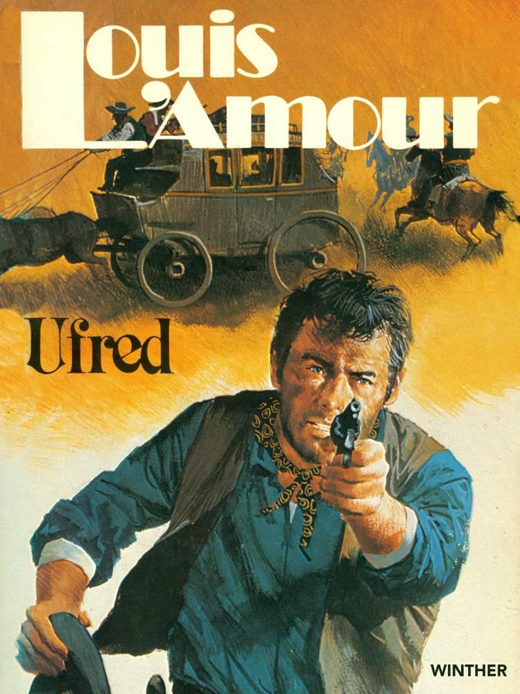 Ufred af Louis L'amour