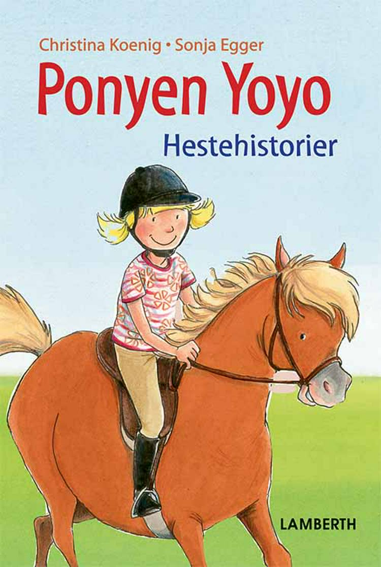Ponyen Yoyo af Christina Koenig