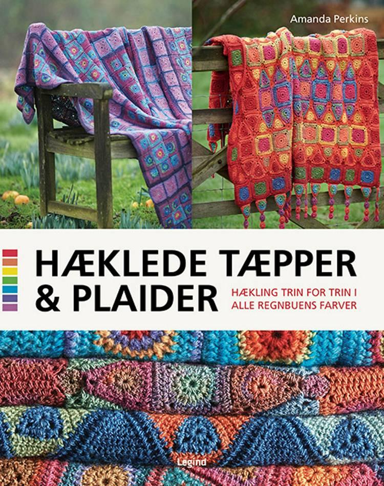 Hæklede tæpper og plaider af Amanda Perkins