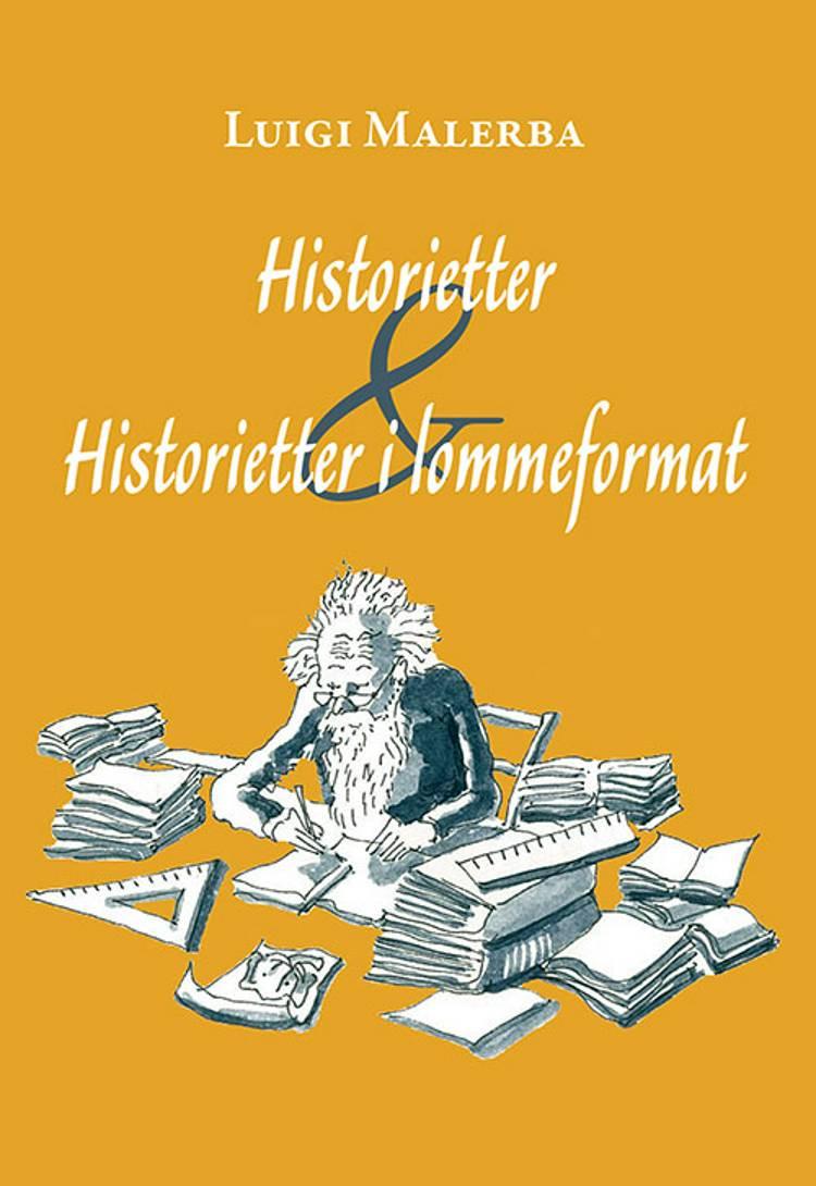 Historietter & Historietter i lommeformat af Luigi Malerba
