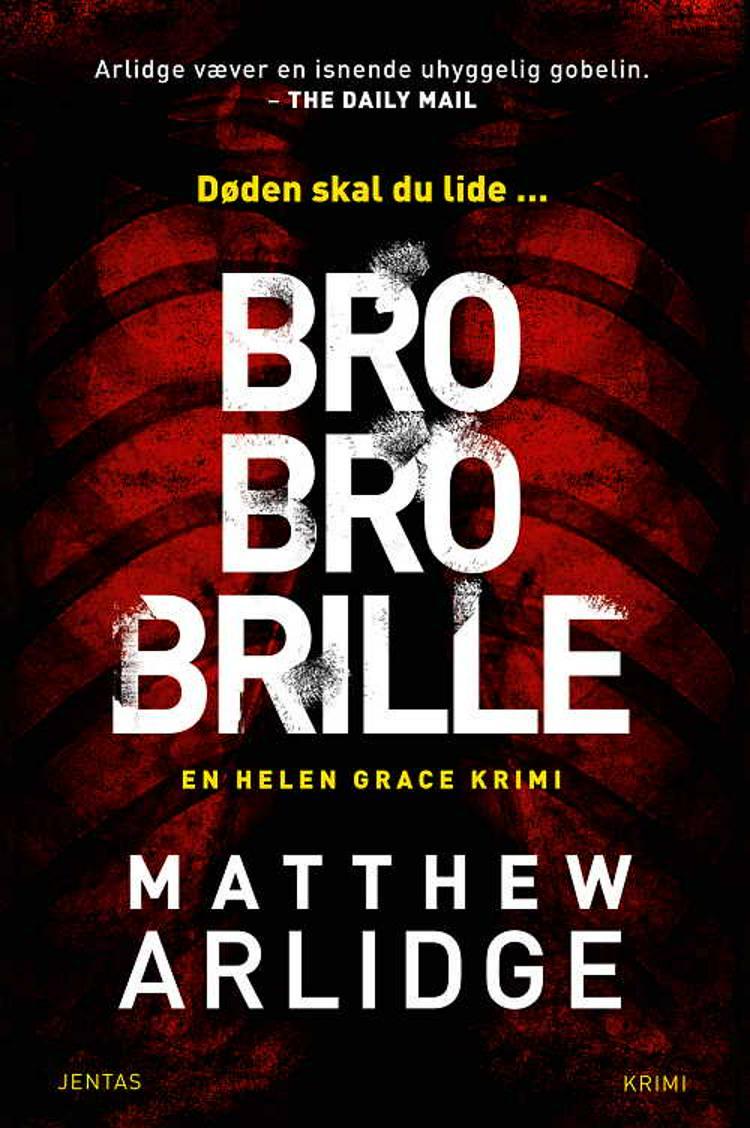 Bro bro brille af Matthew Arlidge