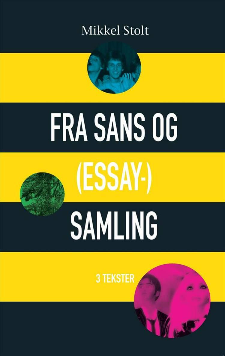 Fra sans og (essay-)samling af Mikkel Stolt