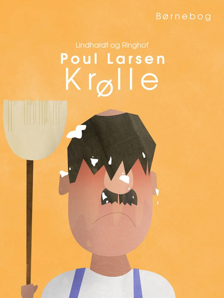 Krølle af Poul Larsen