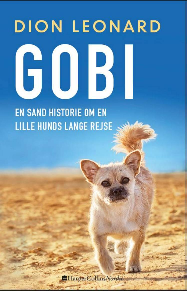 Gobi - en sand historie om en lille hunds lange rejse af Dion Leonard