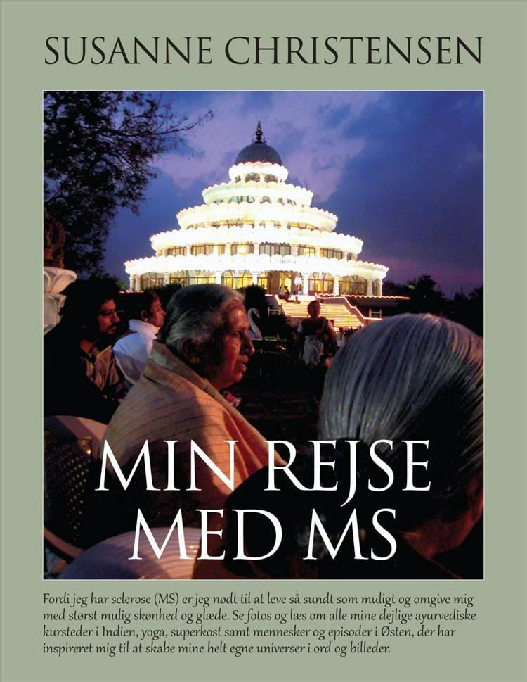 Min rejse med MS af Susanne Christensen