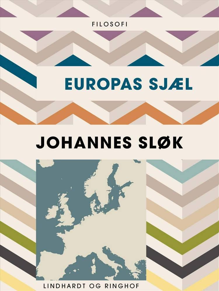 Europas sjæl af Johannes Sløk