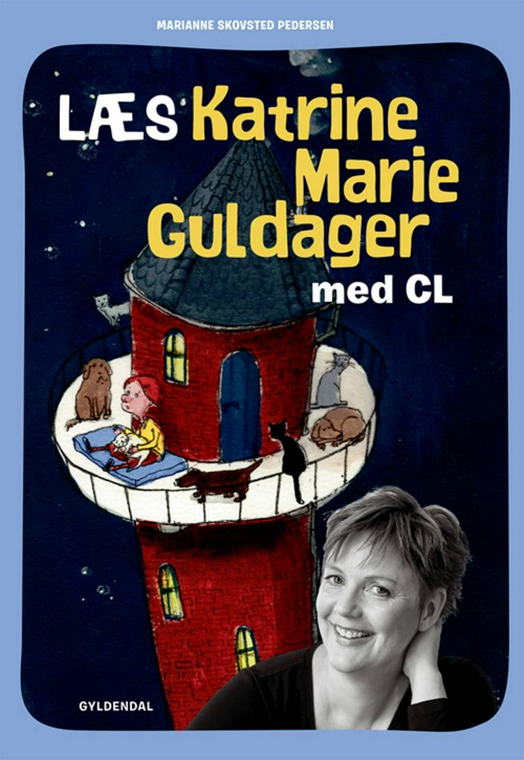 Læs Katrine Marie Guldager med CL af Marianne Skovsted Pedersen