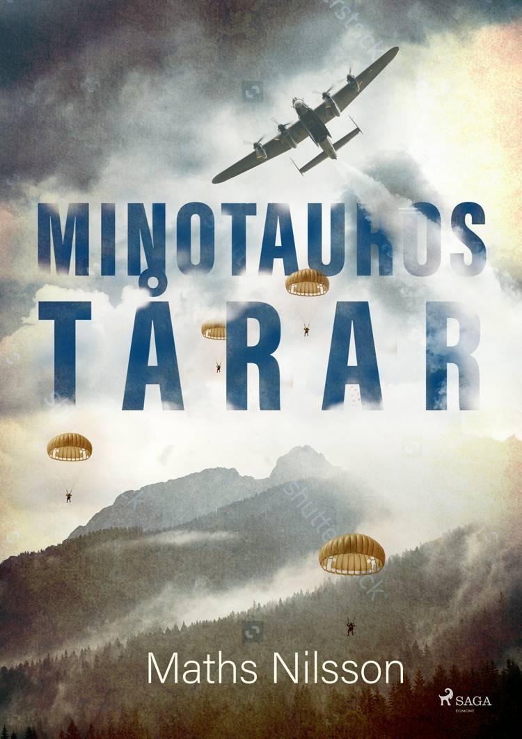 Minotauros tårar af Maths Nilsson