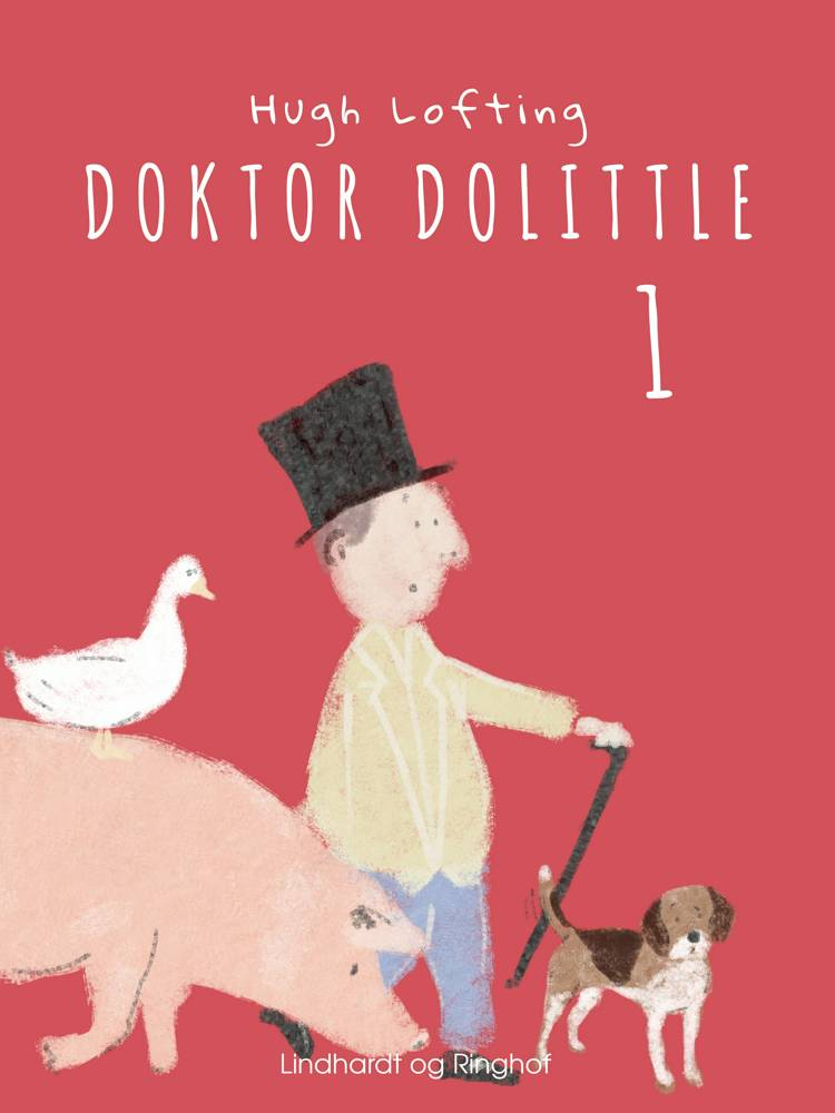 Doktor Dolittle af Hugh Lofting
