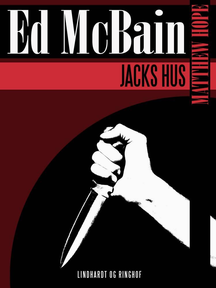 Jacks hus af Ed McBain