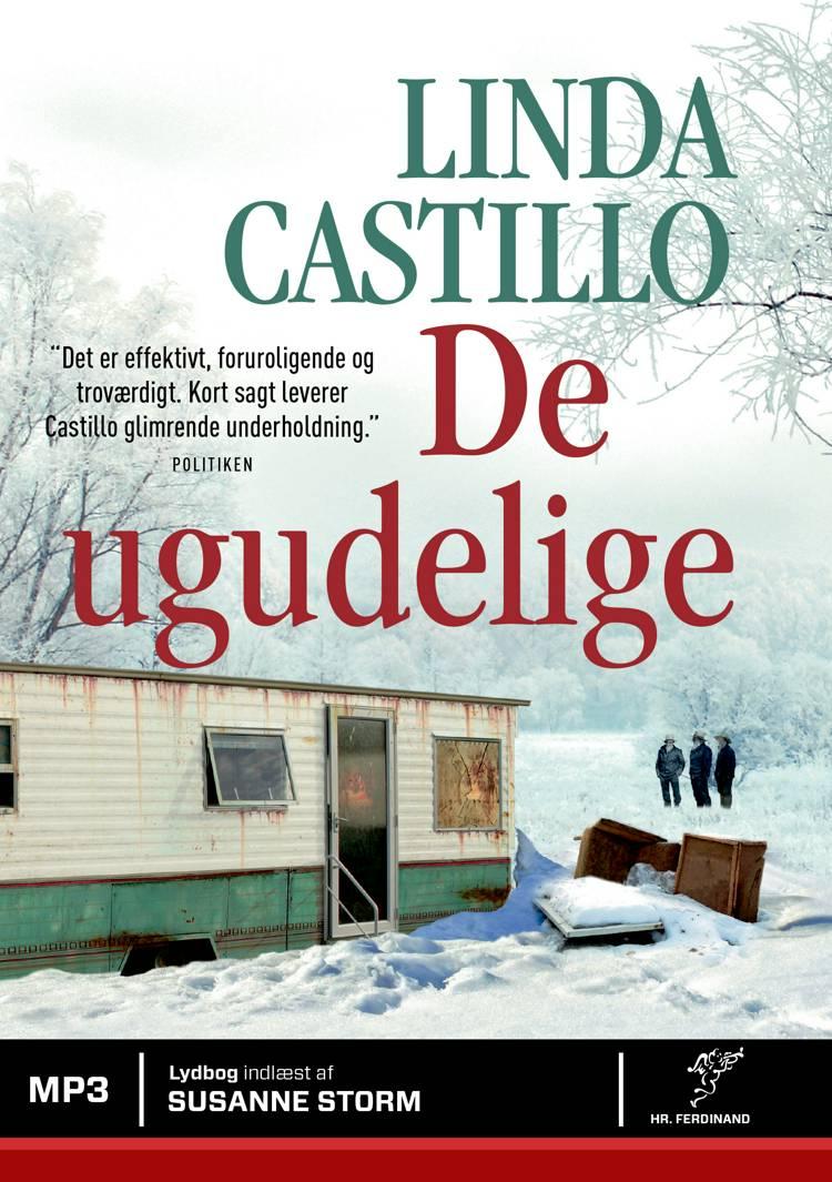 linda castillo forsvundet ved floden
