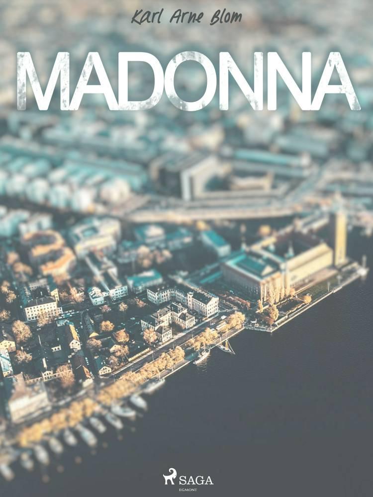 Madonna af Karl Arne Blom