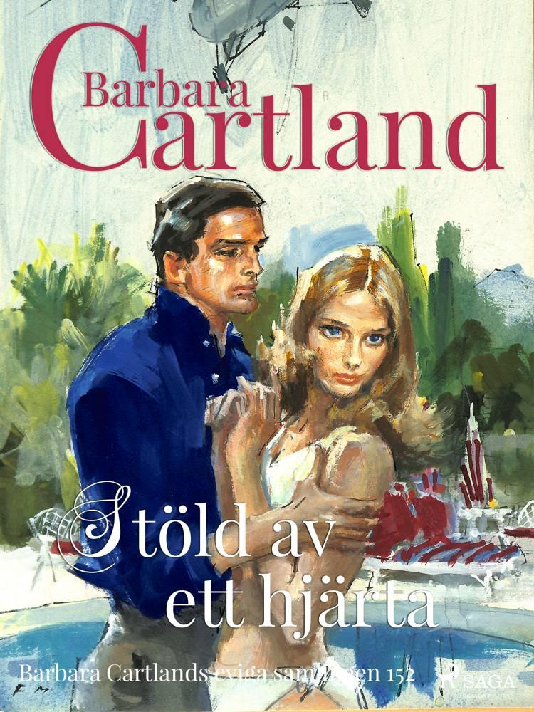 Stöld av ett hjärta af Barbara Cartland