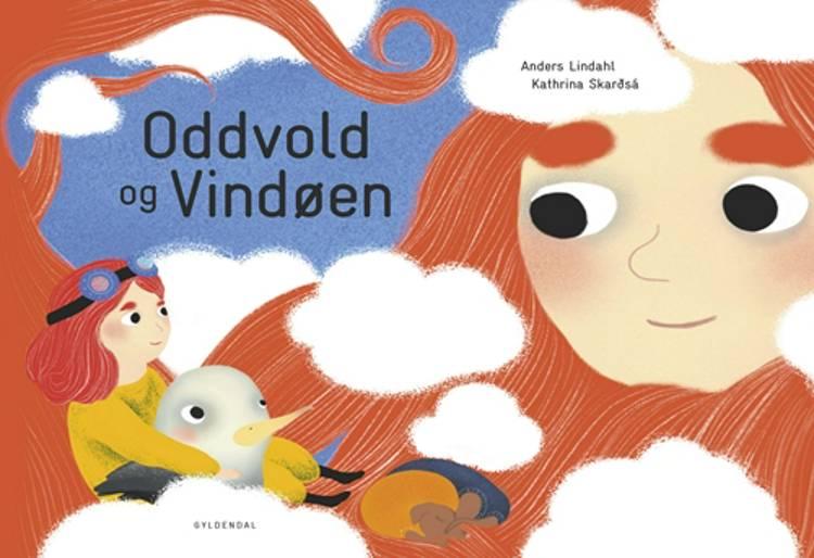 Oddvold og vindøen af Anders Lindahl