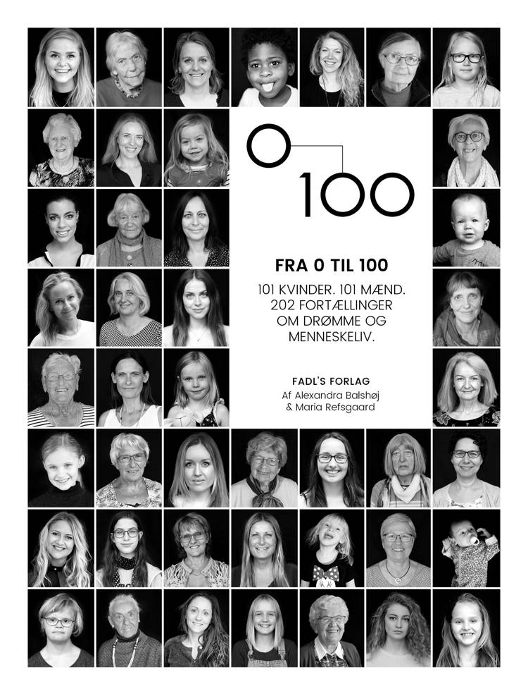 Fra 0 til 100 af Maria Refsgaard og Alexandra Balshøj