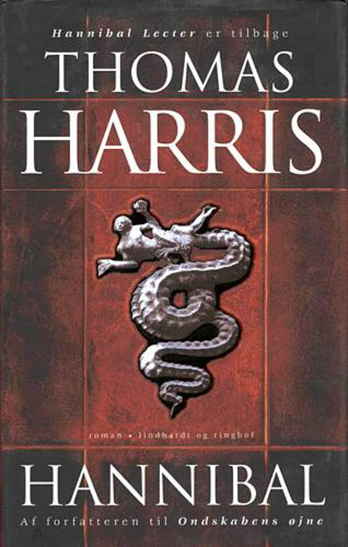 Hannibal af Thomas Harris