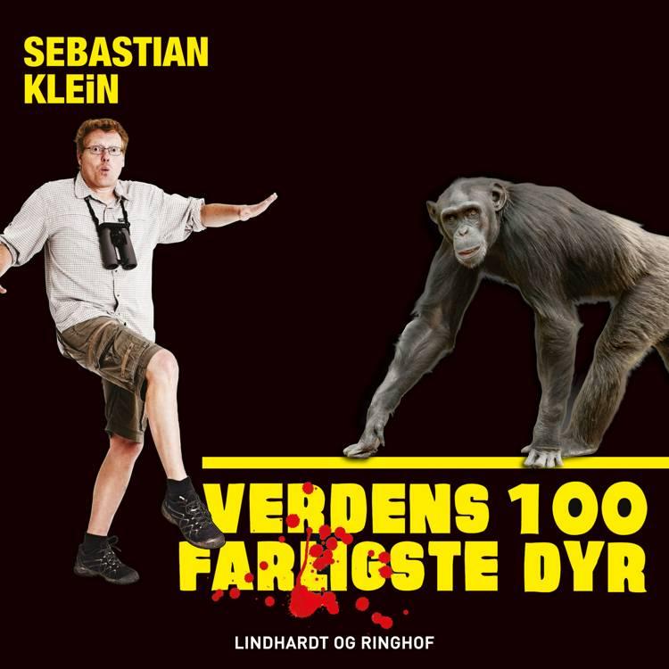 Verdens 100 farligste dyr, Chimpansen af Sebastian Klein