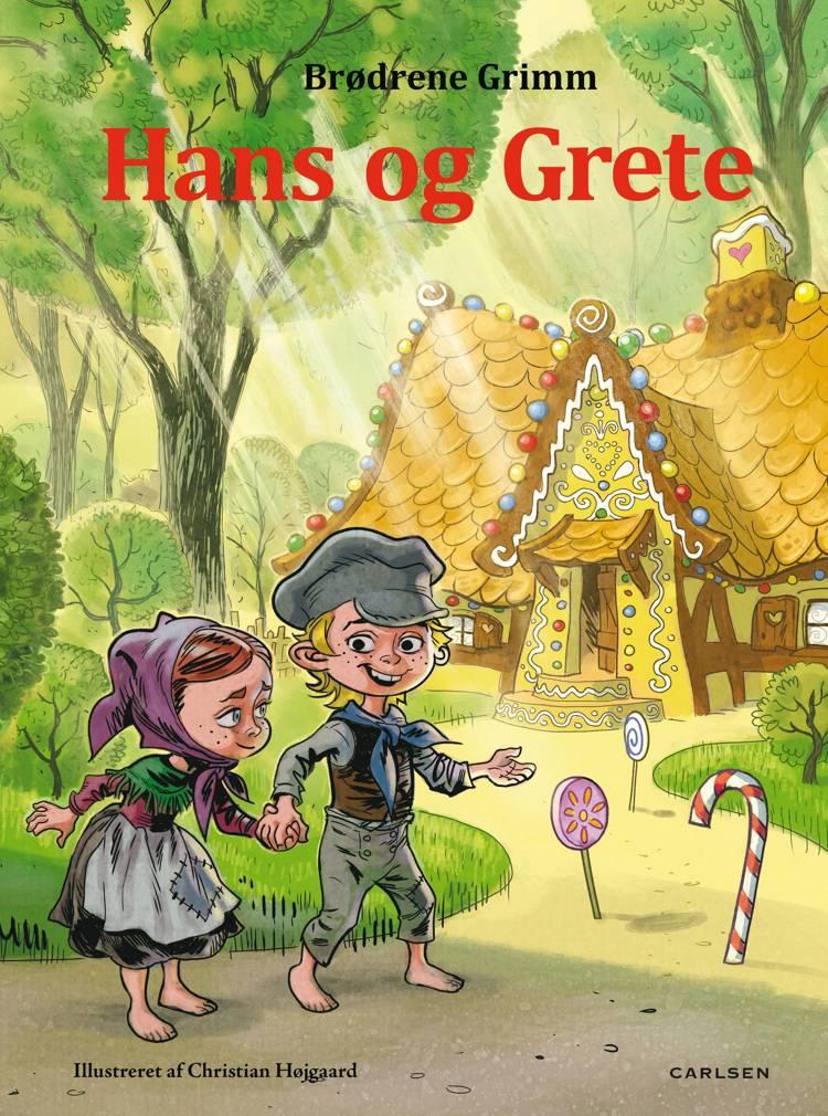 Hans og Grete af Brødrene Grimm og Svend Otto S.