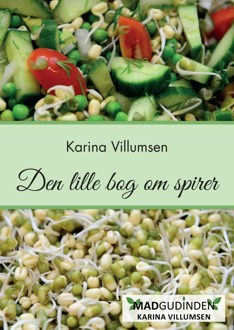 Bogen om spirer af Karina Villumsen