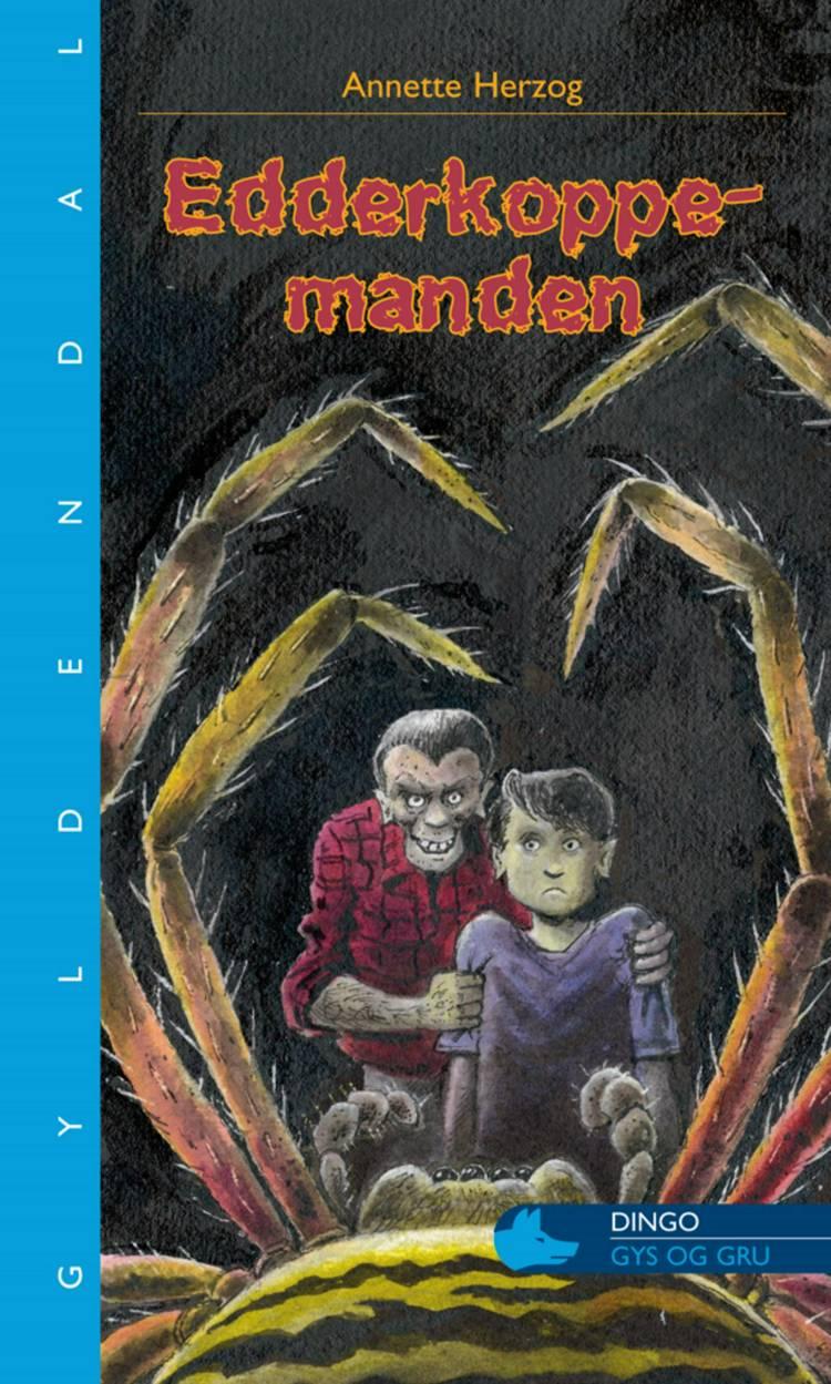 Edderkoppe-manden af Annette Herzog