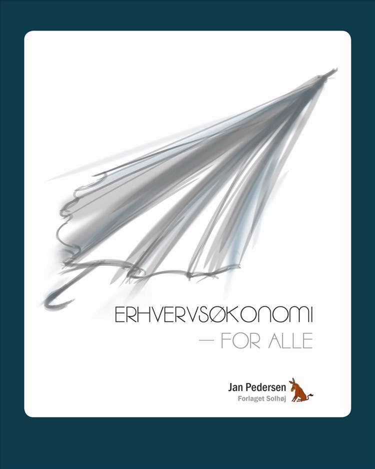 Erhvervsøkonomi af Jan Pedersen