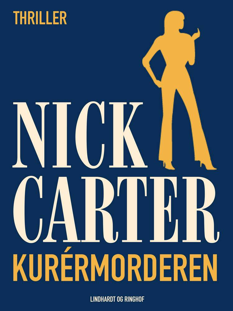 Kurérmorderen af Nick Carter