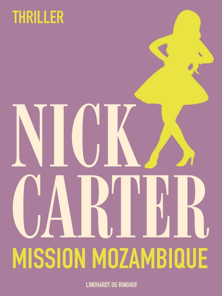 Mission Mozambique af Nick Carter