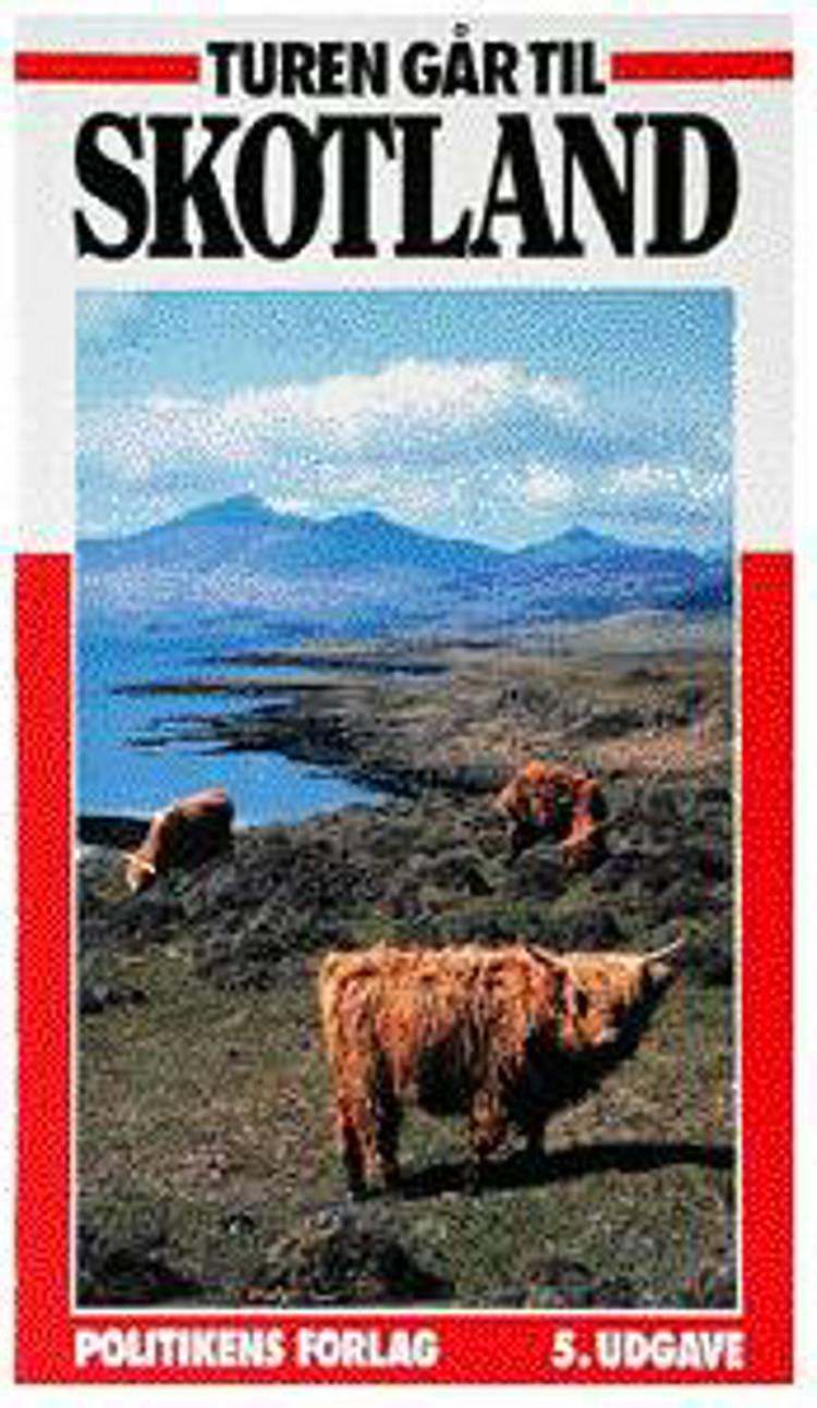 Turen går til Skotland af Frede Godsk