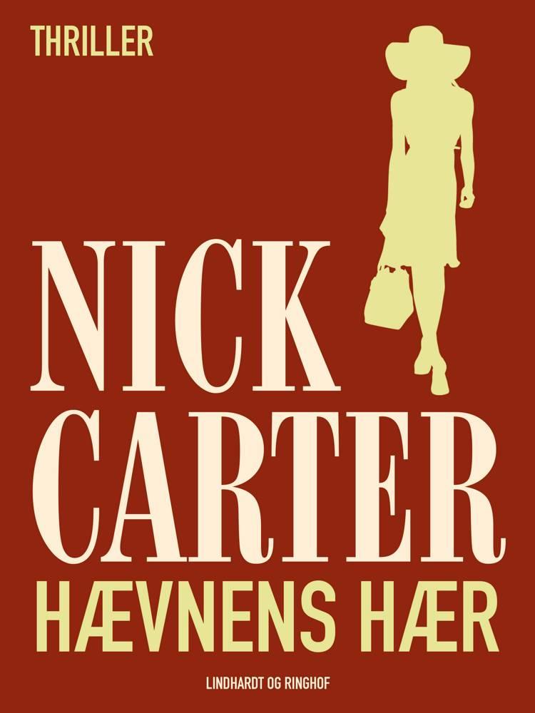 Hævnens hær af Nick Carter