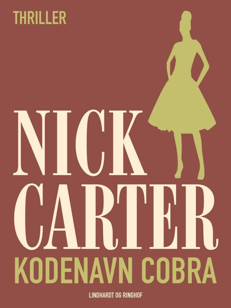 Kodenavn Cobra af Nick Carter