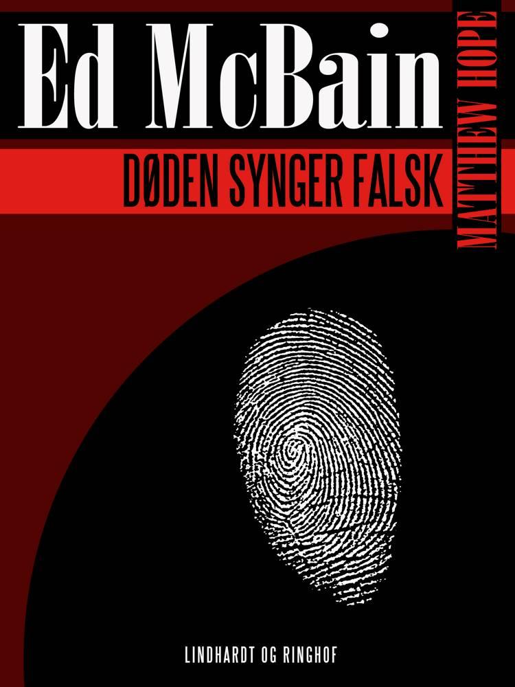 Døden synger falsk af Ed McBain