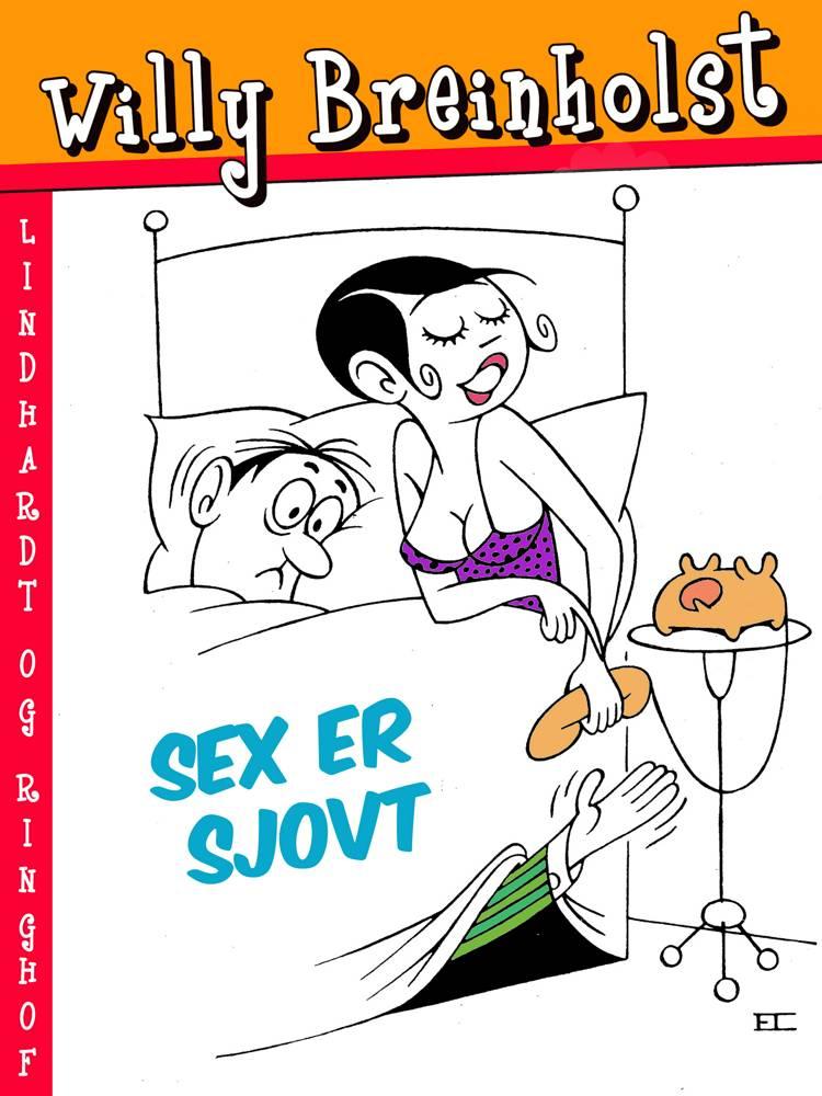Sex er sjovt af Willy Breinholst