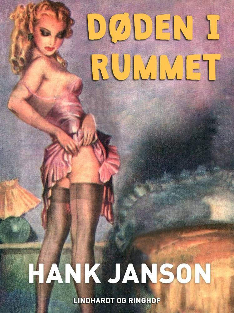 Døden i rummet af Hank Janson