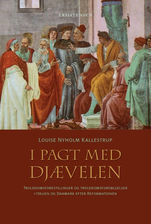 I pagt med djævlen af Louise Nyholm Kallestrup