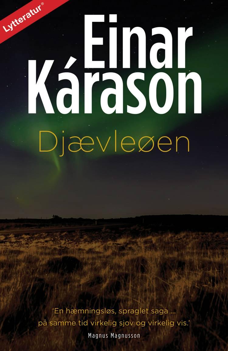 Djævleøen af Einar Kárason