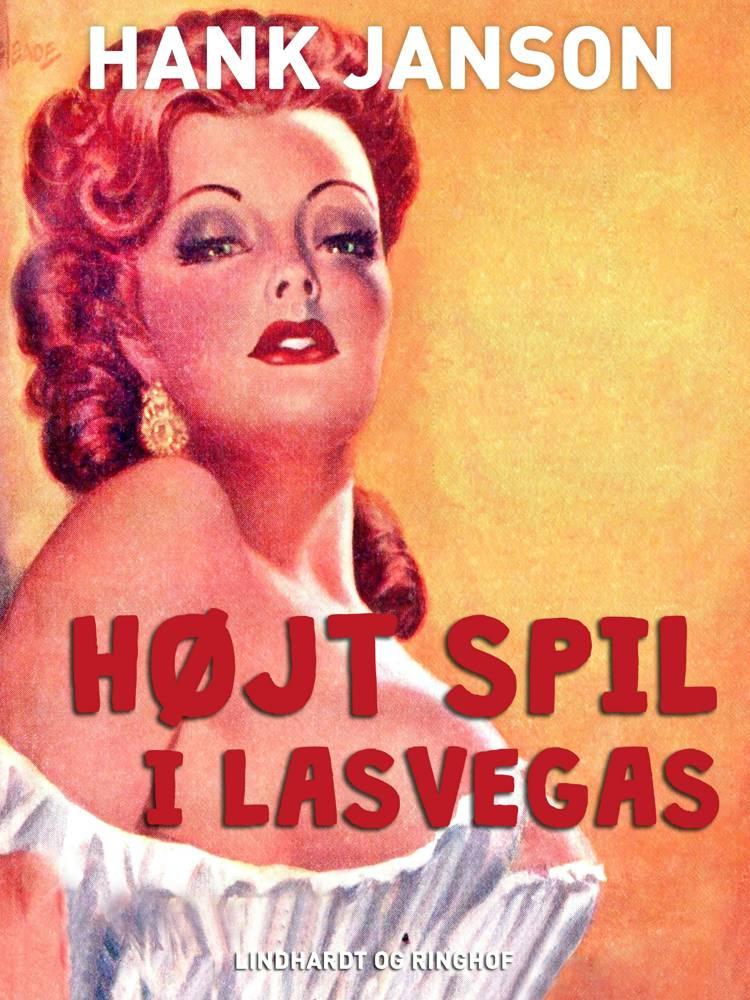 Højt spil i Las Vegas af Hank Janson