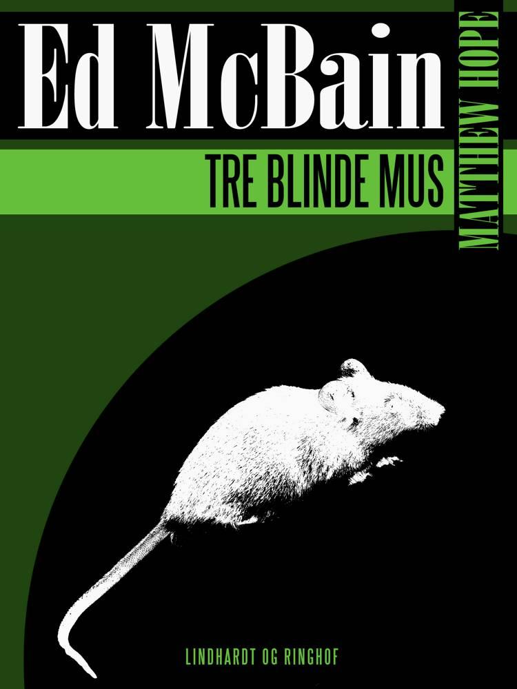 Tre blinde mus af Ed McBain