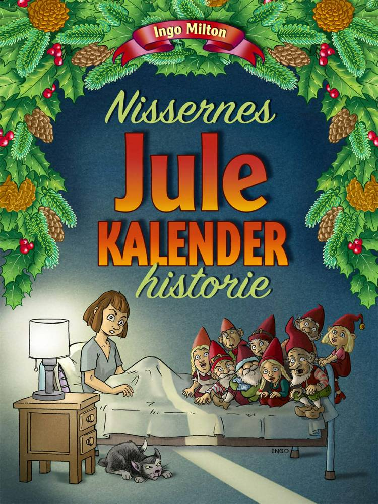 Nissernes julekalenderhistorie af Ingo Milton