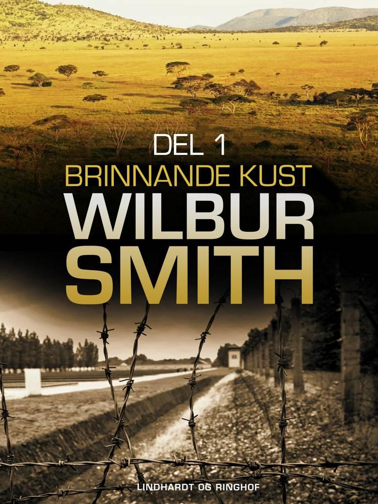 Brinnande kust del 1 af Wilbur Smith