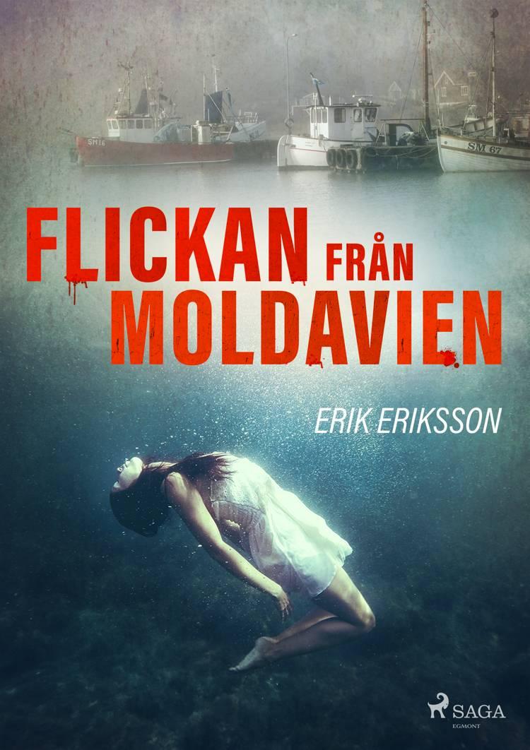 Flickan från Moldavien af Erik Eriksson
