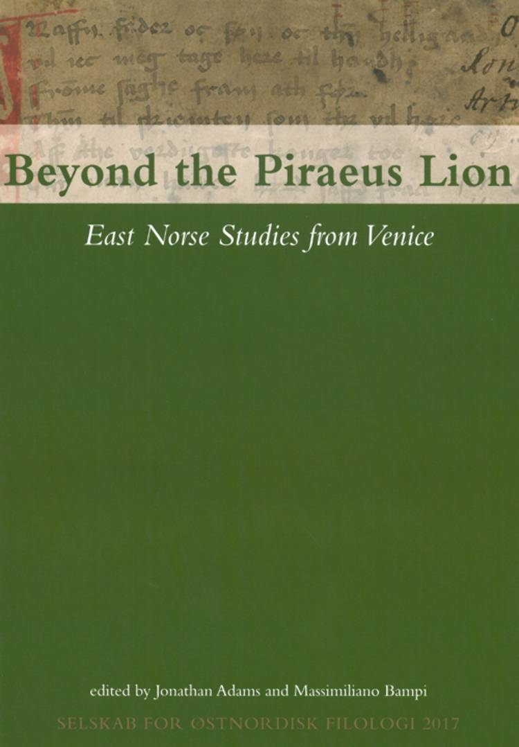 Beyond the Piraeus Lion