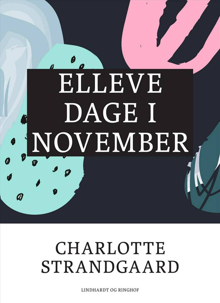 Elleve dage i november af Charlotte Strandgaard