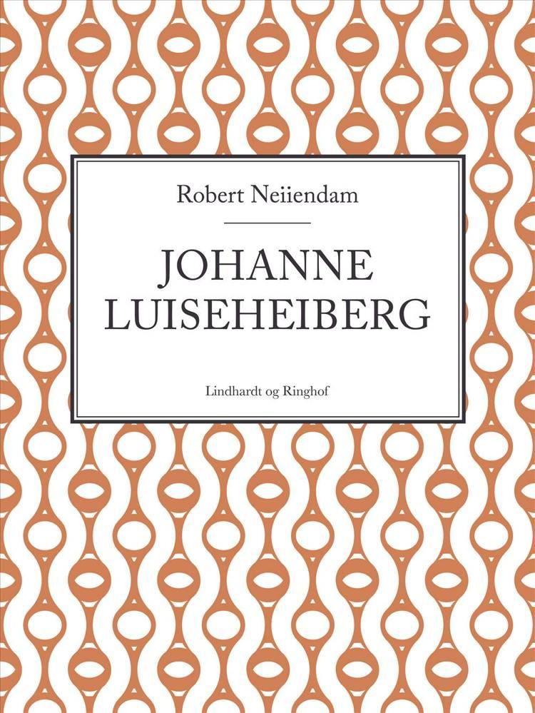 Johanne Luise Heiberg af Robert Neiiendam