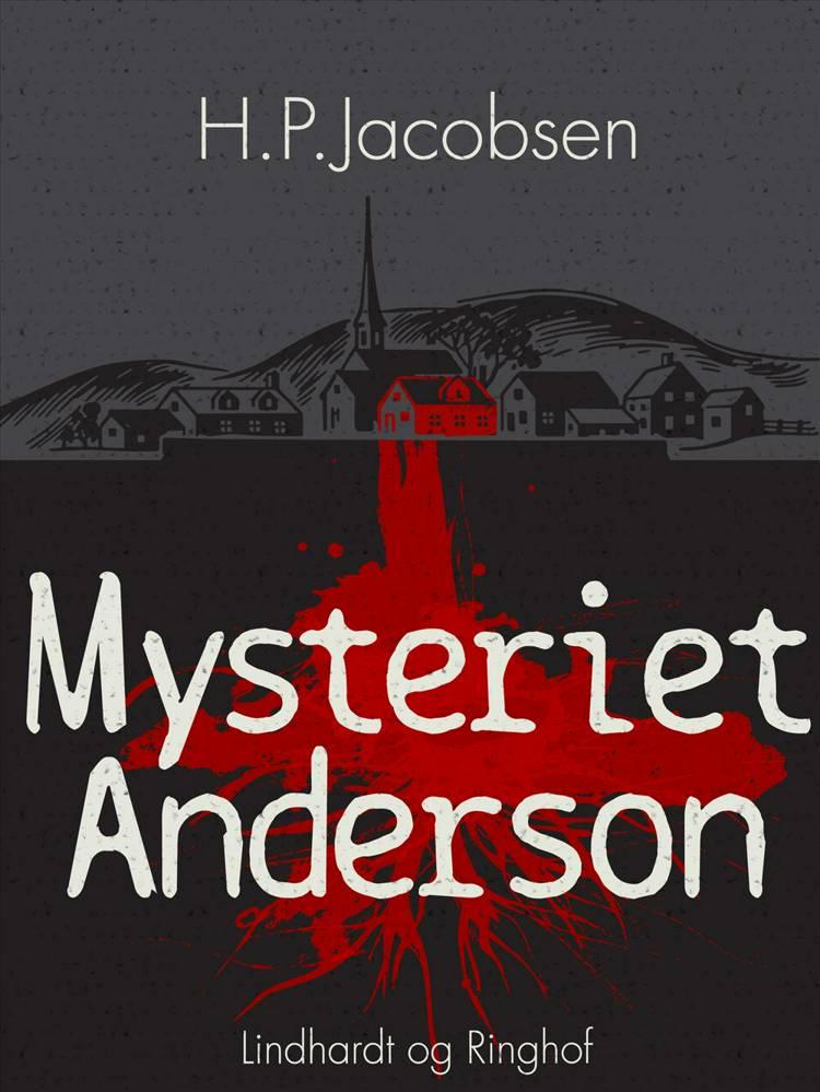 Mysteriet Anderson af H.P. Jacobsen