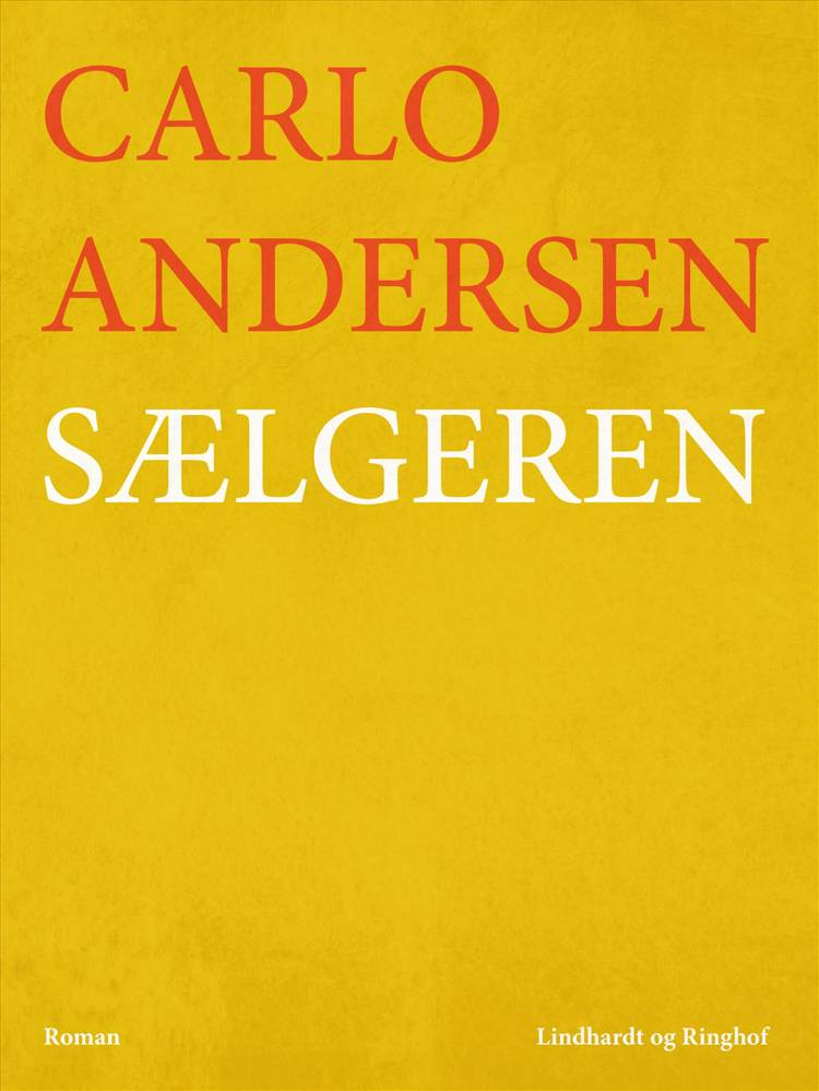 Sælgeren af Carlo Andersen