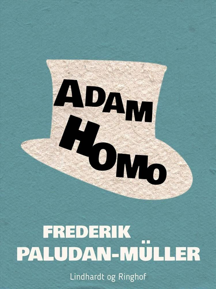 Adam Homo af Frederik Paludan-Müller