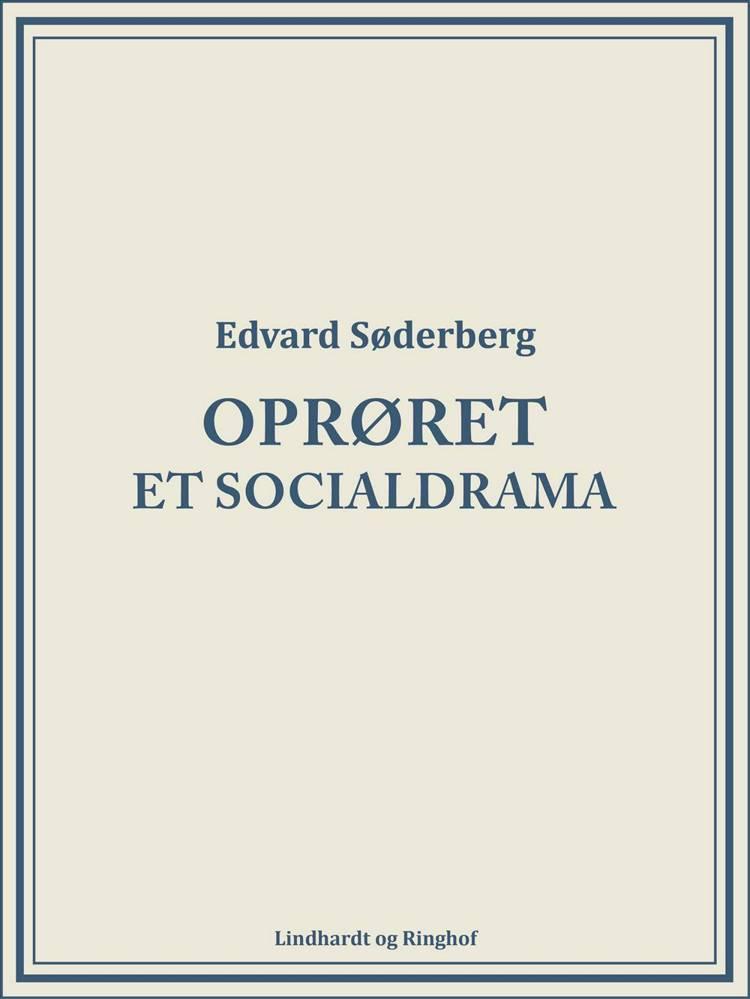 Oprøret af Edvard Søderberg