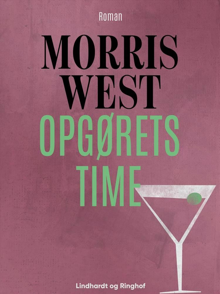 Opgørets time af Morris West